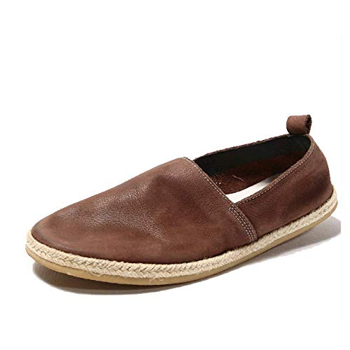da brown ZQZQ Uomo Scarpe Comode Retro 39 Traspiranti Wearable Red Casual 1zwqzt