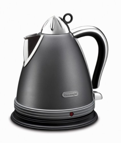 Delonghi KBM2011 1.7 Liter 2000-Watt Electric Tea Kettle, 22