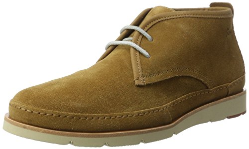 Sioux Men's Kadem Derbys Brown (Cuoio) QZT8G4O