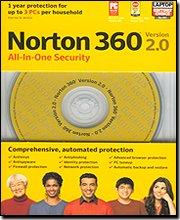 Norton 360 2 0 All One