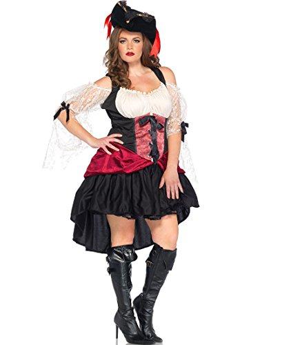 Wicked Wench Costume - Plus Size 3X/4X - Dress Size 22-26 ()