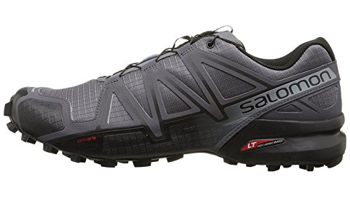 Salomon Men's Speedcross 4 Trail Runner, Dark Cloud, 7.5 M US by Salomon (Image #13)