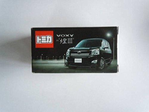 トミカ ネッツトヨタ VOXY煌Ⅲミニカー 非売品(販促品) B079P4D5MC