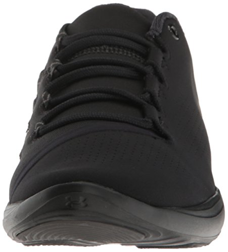 Under Armor Mens Street Precision Low Sneaker Black (002) / Nero