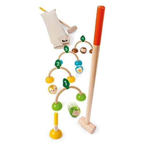 PlanToys Croquet Game