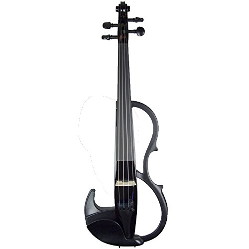 Yamaha SV200 Silent Electric Violin (Black) by Yamaha