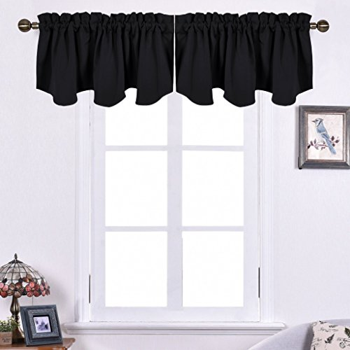 NICETOWN Window Dressing Blackout Curtains - W52