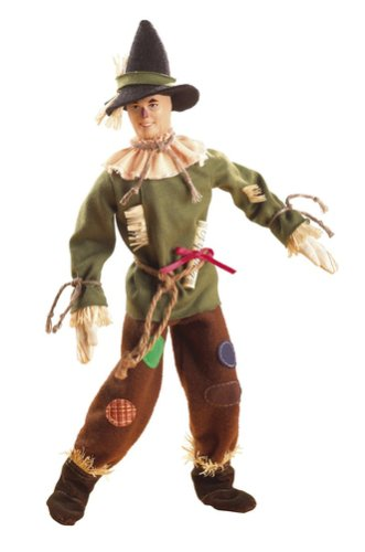 The Wizard of Oz Friends: Scarecrow Doll]()