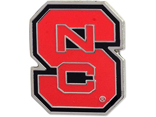 NCAA North Carolina State Wolfpack Logo Pin