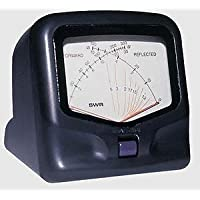 Diamond Original SX20C 3.5 ~ 30 / 50 ~ 54 / 13 ~ 150 MHz Cross Needle SWR / Power Meter - Power Ranges: 15/150 Watts, Min. Power SWR Test: 5 Watts, Connector: SO-239