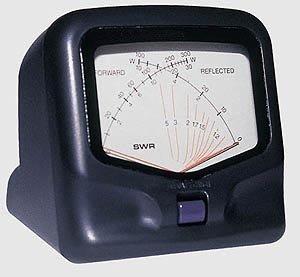 Diamond Original SX20C 3.5~30/50~54/13~150 MHz Cross Needle SWR/Power Meter - Power Ranges: 15/150 Watts, Min. Power SWR Test: 5 Watts, Connector: SO-239 by Diamond