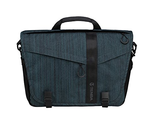 Tenba Messenger DNA 13 Camera and Laptop Bag - Cobalt (638-377) by Tenba