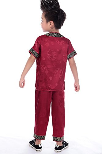 AvaCostume Chinese Dragon Embroidery Outfit
