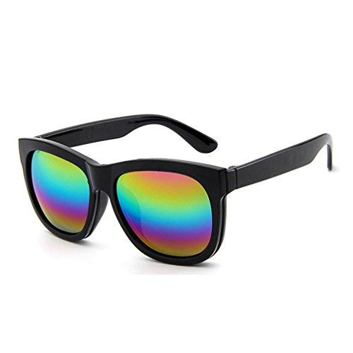 LOMOL Fashion Unique Design Personality Transparent Lens Frame Removable Sunglasses For - India Half Rim Frames