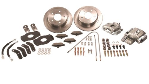 SSBC A157 Rear Drum to Dics Brake Conversion Kit