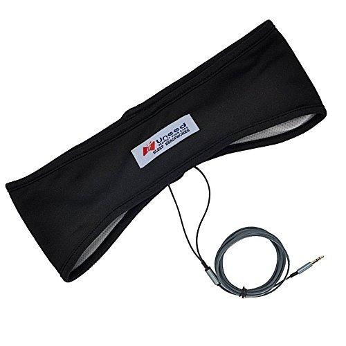 Mountains Sleep Headphones with Ultra Thin Adjustable Speakers Comfortable Lycra  Sleep Headband Eye...