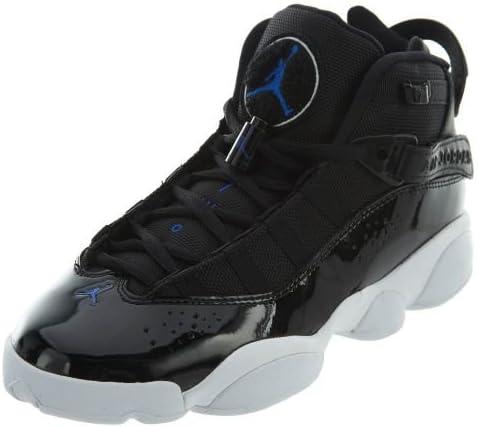 Zapatos De Basketball Niños Grandes Jordan 6 Anillos