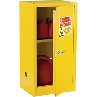 Amazoncom 35 H x 23 W x 18 D Compact Flammable Safety Storage