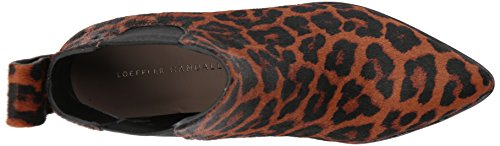 Loeffler Randall Womens Nellie (haircalf) Chelsea Boot Leopard