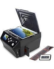 Amazon.es: Escáneres de negativos y diapositivas: Informática