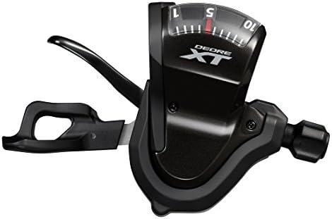 Shimano Deore XT Trekking SL-T8000 Schalthebel 10-fach Schwarz 2017 Schalthebel rechts