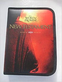 Word of Promise New Testament NKJV Audio Bible: Nelson