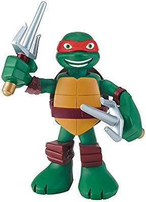 Teenage Mutant Ninja Turtles Pre-cool Half Shell Heroes 6 Inch Raphael Mechanical Action Figure