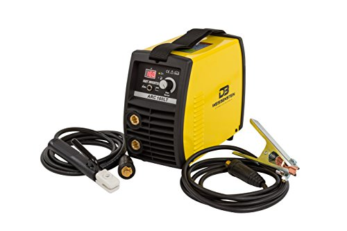 Soldador inverter Mini Arc/MMA/Wig/TIG/Lift 160 A: Amazon.es: Bricolaje y herramientas