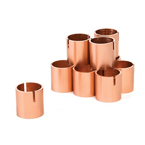 Darice David Tutera, 10 Piece, Copper Card Holders