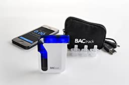 BACtrack Mobile Smartphone Breathalyzer for iPhone and Android Devices