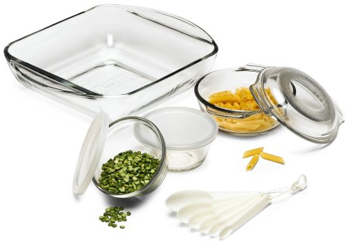 Anchor Hocking Expressions 15 Piece Ovenware Set