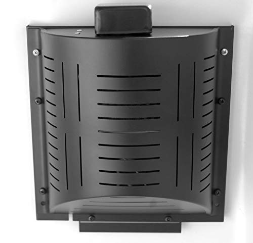 Akoma Hound Heater Deluxe Dog House Furnace with Protected Cord and Mounting Plate (Renewed)