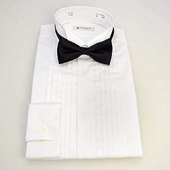 54d3ed9d08481  novianovio(ノービアノービオ) タキシードシャツと蝶ネクタイ(バタフライ型