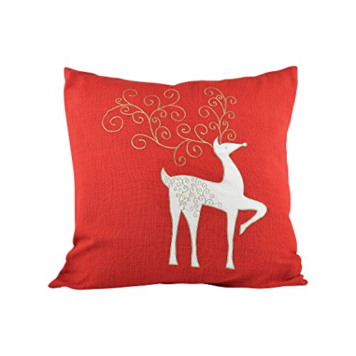 Traditional Décor Collection Enchanted 20x20 Pillow