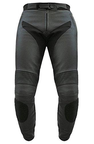 Leather Motorbike Pants - 2