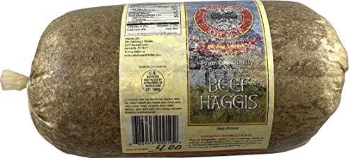 Caledonian Kitchen 4 Pound Premium Presentation Beef Haggis, Ships Frozen by The Caledonian Kitchen (Image #3)