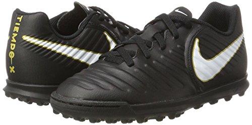 Tf Nero – Bambini black Da Iv Nike Tiempox Scarpe white black Calcio Rio Jr Unisex qP4vIH
