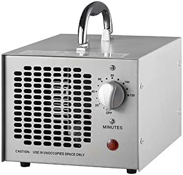Pur Generador de ozono,Limpiador de olores Naturales y purificador ...
