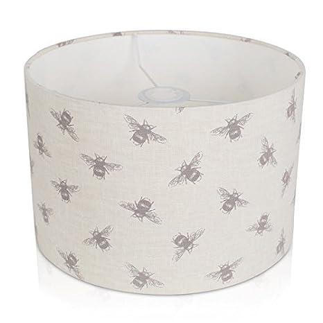 Kushade - Pantalla para lámpara de mesa (35 cm), diseño de ...