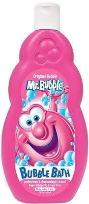 Mr Bubble Bubble Bath Original 16 Ounce (473ml)