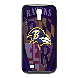 Tyquin Baltimore Ravens Samsung Galaxy S4 Cases Baltimore Ravens Logo, Baltimore Ravens, {Black}