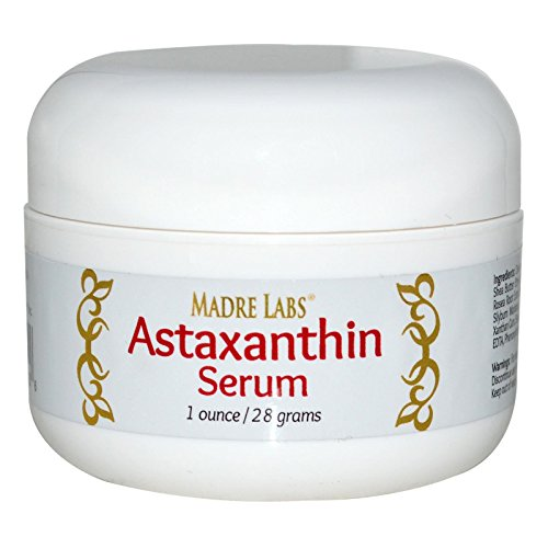 Madre Labs, astaxanthine Sérum (Cream), 1 Oz (28 G)