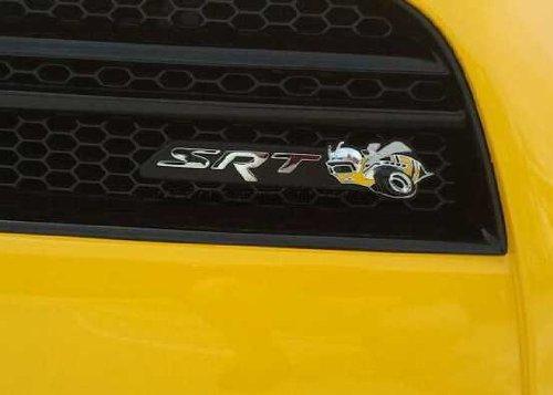 Dodge Charger Challenger SRT Super Bee Grille Emblem MOPAR GENUINE OEM BRAND NEW ()