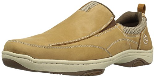 Roper Style Boots (Roper Men's Skipper Too Driving Style Loafer, Tan, 10.5 Medium US)