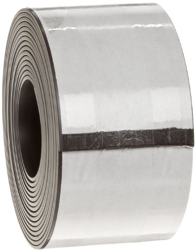 10ft 1 Roll - Flexible Magnetic Tape - 1/16