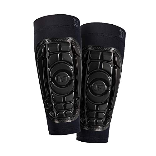 (G-Form Youth PRO-S Compact Shinguard-Blk-L/XL)