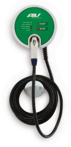 AeroVironment EV Charging Station: 25' cable, 30A, 7.2kW, UL-Listed