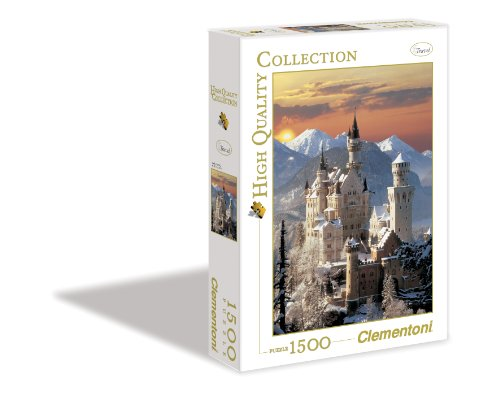 Neushwanstein Castle Jigsaw Puzzle 1500pc