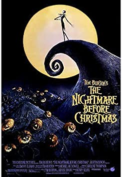 Nightmare Before Christmas Poster Storm 139 Official Merchandise