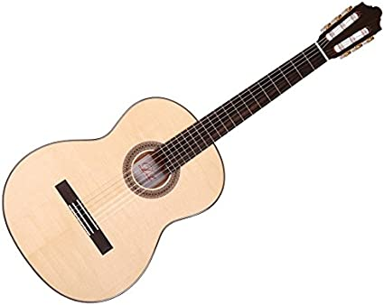 Duke Concierto F – Guitarra de concierto: Amazon.es: Instrumentos ...